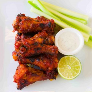 Chicken Wings by Toast Novato